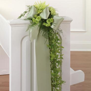 Intermediate Pew Decoration