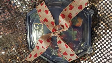 Chocolate Covered Strawberries 1 Dozen
