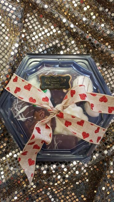 Chocolate Candy Tray - Large